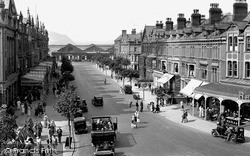 Llandudno, Vaughan Street 1933