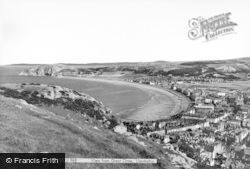 Llandudno, View From Great Orme c.1960