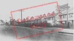 Balenau Road c.1955, Llandybie
