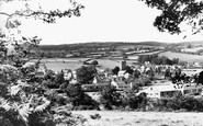 Llandybie, General view c1955