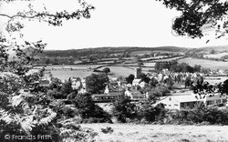 Llandybie, General View c.1955