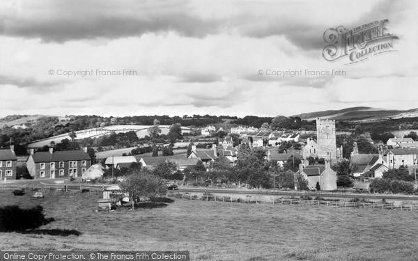 Photo of Llandybie, General View c.1965