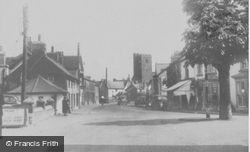 High Street c.1955, Llandybie