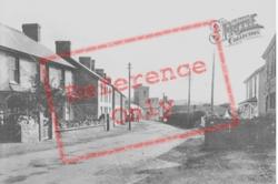 Llandeilo Road c.1955, Llandybie
