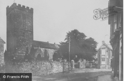 St Tybie's Church c.1955, Llandybie