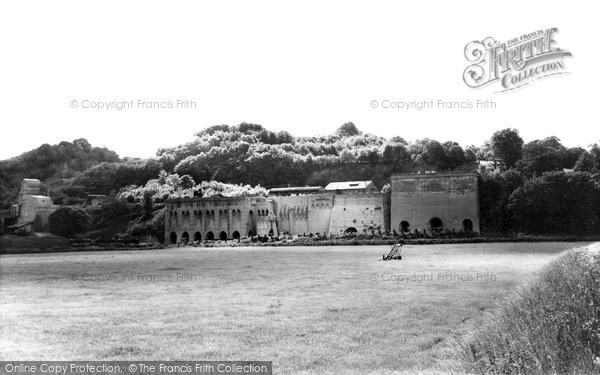 Photo of Llandybie, The Limeworks c.1960