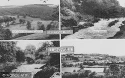 Llandysul, Composite c.1960