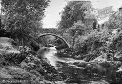 Llandysul, Pont Llandysul c.1955