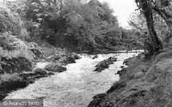 Llandysul, Pwll Shiwan c.1955