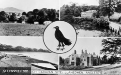 Llanedwen, Composite c.1960