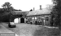 Llanedwen, Shop And Cafe c.1960