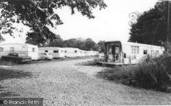 Llanedwen, The Camp c.1960