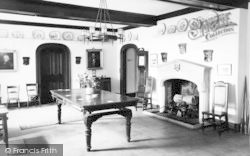 Llanedwen, The Hall, Plas Coch c.1960