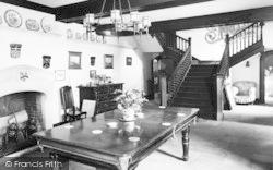 Llanedwen, The Staircase, Plas Coch 1960