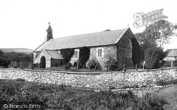 Llanegryn, Church 1895