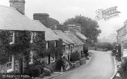 Llanegryn, Village c.1940