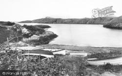 Bay And Point Lynas, Eilian Bay c.1960, Llaneilian