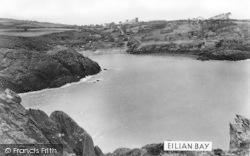Eilian Bay c.1955, Llaneilian