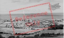 From Mynydd Eilian c.1955, Llaneilian