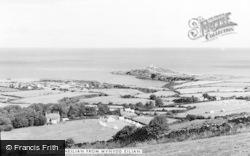 From Mynydd Eilian c.1960, Llaneilian