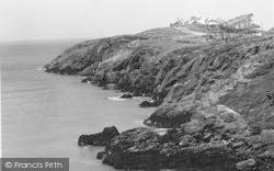 Point Lynas, Eilian Bay c.1955, Llaneilian