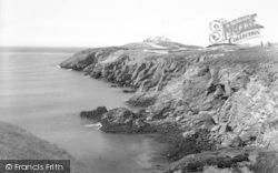 Point Lynas, Eilian Bay c.1960, Llaneilian