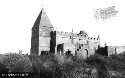 St Eilian's Church c.1950, Llaneilian