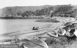 The Beach, Eilian Bay c.1955, Llaneilian