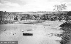 The Beach, Eilian Bay c.1960, Llaneilian