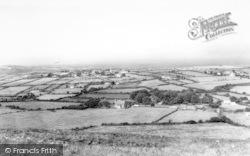 View From Mynydd Eilian c.1960, Llaneilian