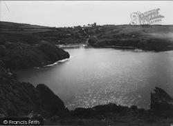 View Of Bay c.1950, Llaneilian