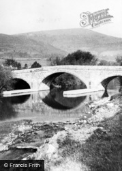 Llanellen, Bridge c.1960
