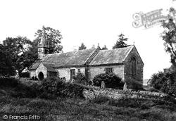 Llanellen, St Helen's Church 1898