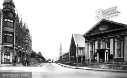 Llanelli, Greenfield Road 1896