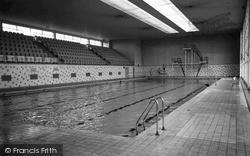 Llanelli, Jubilee Pool 1964