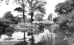 Llanelli, Parc Howard c.1955