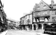 Llanelli, Stepney Street 1896
