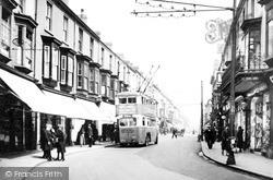 Llanelli, Stepney Street 1936