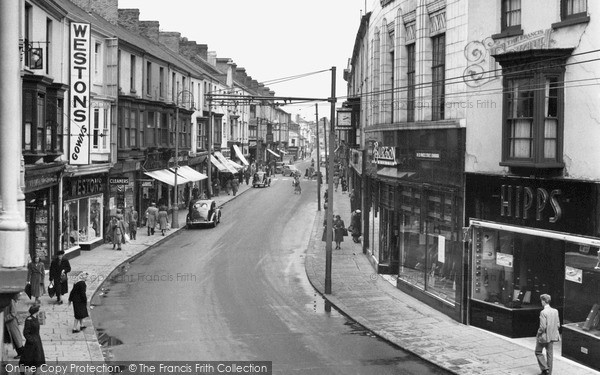 Llanelli stepney street 1952 next photo