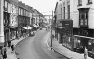 Llanelli, Stepney Street 1952