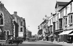 Llanelli, Stepney Street 1957