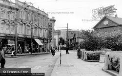 Llanelli, Stepney Street c.1955