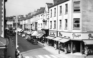 Llanelli, Stepney Street c1960