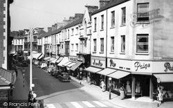 Llanelli, Stepney Street c.1960