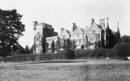 Llanelli, Stradey Castle 1896