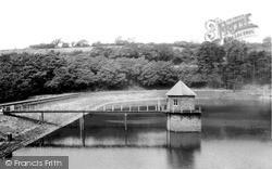 Llanelli, Swiss Valley Reservoir c.1965