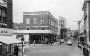 Llanelli, Vaughan Street c1965