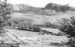 Llanelltyd, Cader Idris c.1960