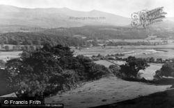 Llanelltyd, Cader Range c.1950