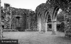 Llanelltyd, Cymer Abbey 1961